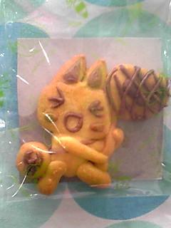 キャラクタークッキー1