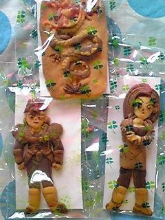 キャラクタークッキー2